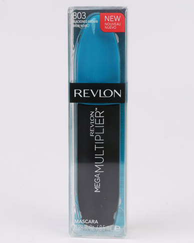 Revlon Mega Multiplier Mascara Blackened Brown