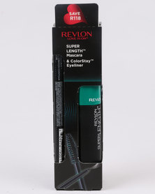 Revlon Super Length Mascara NWP & ColorStay Eyeliner Blackened Brown