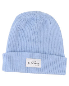 Rip Curl Essentials Beanie Blue
