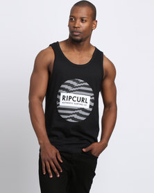 Rip Curl Psych Tank Black