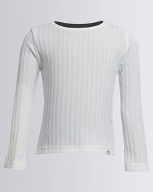 Rip Curl Winter Girl Top White