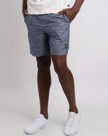 "Rip Curl Ringo 17"" Volley Shorts Blue"
