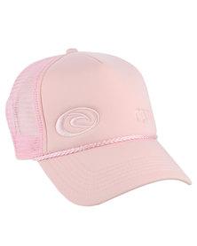 Rip Curl Hotwire Trucka Cap Pink