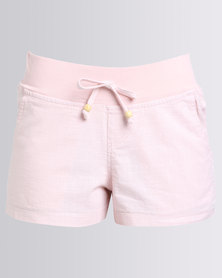 Rip Curl Easy Chino Short Light Pink