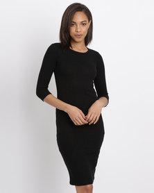 Rip Curl Farrah Dress Black