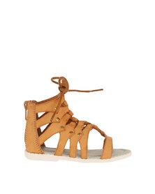 Rock n Co Lucy Infants Sandal Camel