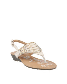 Rock & Co Goldilocks Sandals Brown