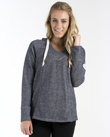 Roxy Wasted Time Pullover Sweatshirt
