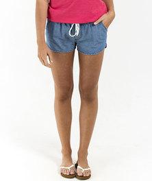 Roxy Summer Feel 2 Shorts Indigo