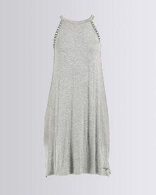 Roxy Summer Breaking Dress Grey