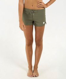 Roxy To Dye For 2 Boardshorts Olive