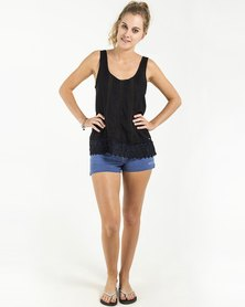 Roxy Livin In A Dream Jersey Shorts