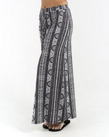 Roxy Air Printed Maxi Skirt