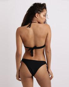Royal T Sexy V-Inset Bikini Black