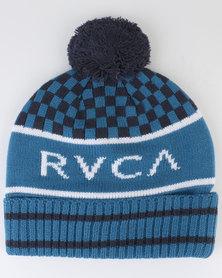 RVCA Stadium Beanie Blue