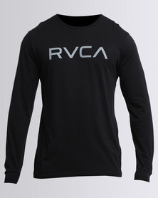 RVCA Big RVCA LS Black