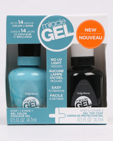 Sally Hansen Miracle Gel Nail Polish Aqua