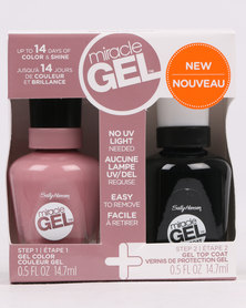 Sally Hansen Miracle Gel Nail Polish Mauve