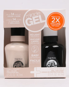 Sally Hansen Miracle Gel Nail Polish Nude