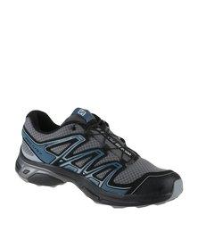 Salomon Wings Flyte 2 Running Shoes Grey/Blue