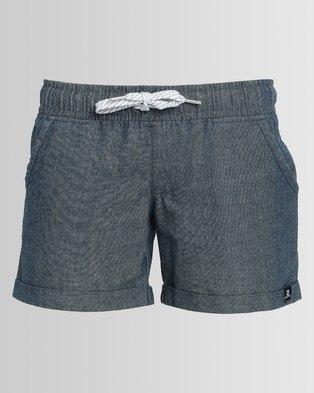 Salomon Chambray Shorts