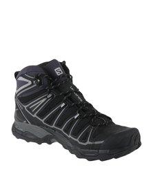 Salomon X Ultra Mid 2 GTX Outdoor Shoes Black