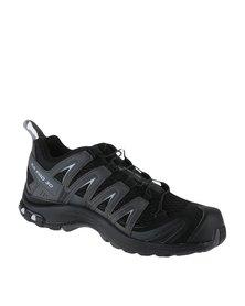 Salomon XA Pro 3D Running Shoes Black/Grey