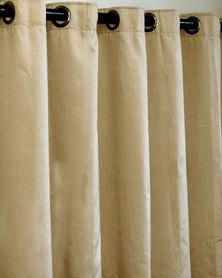 Sheraton Eyelet Curtain Natural