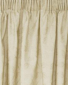 Sheraton Climbing Leaf Curtain Cream