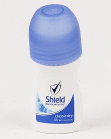 Shield Female Motionsense Roll Classic Dry 50ml