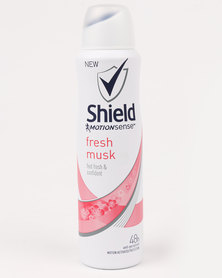 Shield Female Motionsense Aerosols Fresh Musk 150ml