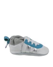 Shooshoos Victory Sneaker White & Blue