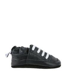 Shooshoos Panther Sneaker Black
