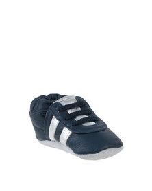Shooshoos Jock Sneaker Navy