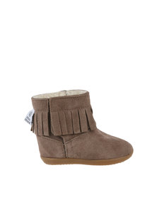 Shooshoos Moccasin Winter Boots Brown