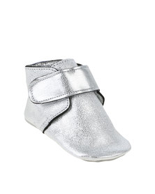 Shooshoos Macy Pull On Prewalker Limited Edition Shoes Silver