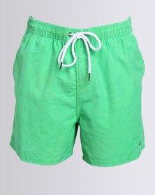 Shotgun Swimshorts Green