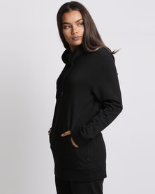 Silent Theory Rogue Jumper Black