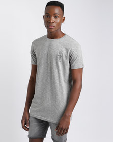 Silent Theory Praxis T-Shirt Grey Marle