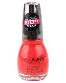 Sinful Colours Shine Picante