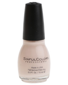 Sinful Colours Nail Enamel Easy Going