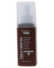 Skinny Tan Tan And Tone Oil 100ml