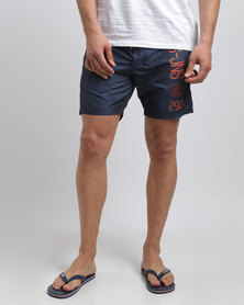 Smith & Jones Decible Shorts Navy