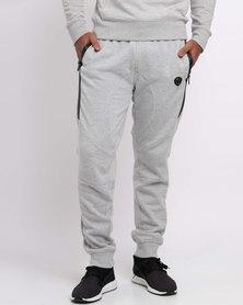 Smith & Jones Absciska Jog Pants Grey