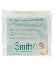 Smitt and Smitty Smitt  Mens Savvy Face Mitt White
