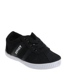 Soviet K Element Sneaker Black