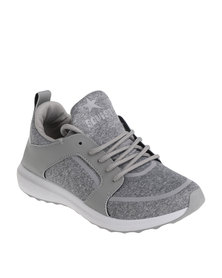 Soviet Coventry Casual Lace Up Sneaker Light Grey
