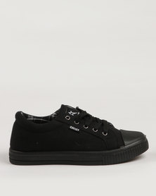 Soviet Youth Rio Lo Cut Sneakers Black