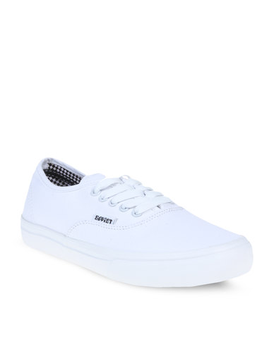 Soviet Agera Sneaker White