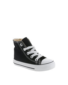 SOVIET VIPER HIGH TOP KIDS SNEAKER BLACK